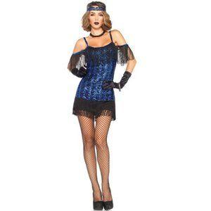 Leg Avenue Gatsby Flapper Costume Size Small